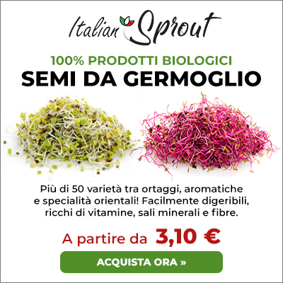 Semi per microgreens 100% Biologici