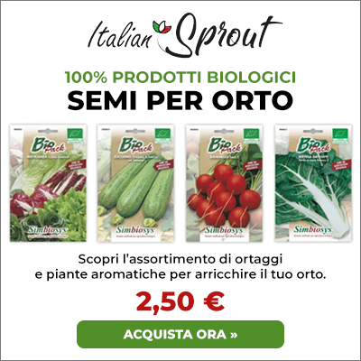 Semi da Orto 100% Biologici